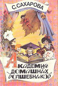 Академия домашних волшебников, или История о том, как однажды зимним вечером влетел в комнату кораблик — калиновый листок и Калинка сняла шапочку-невидимку